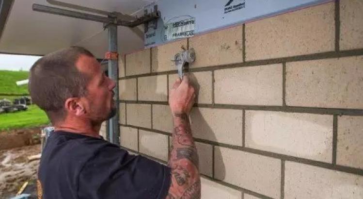 新西兰建筑工人