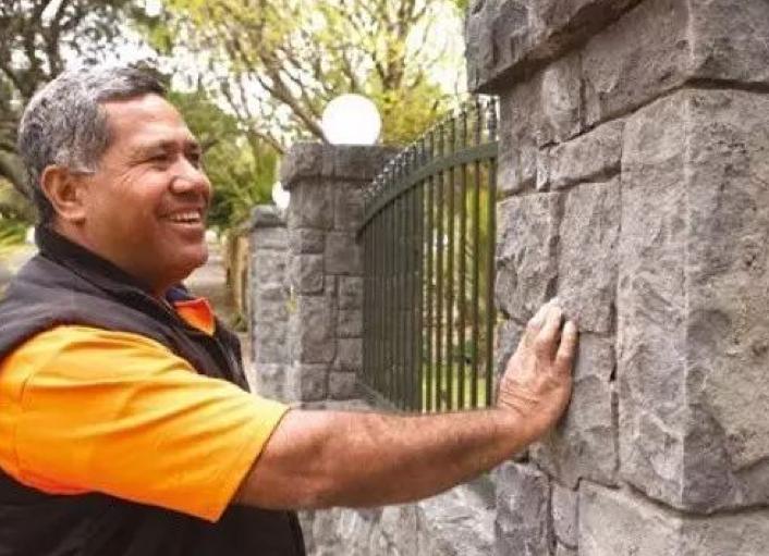 新西兰石匠