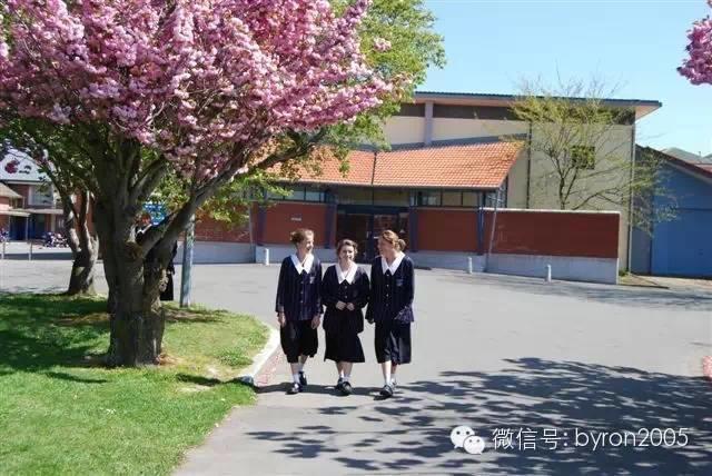 Villa Maria College一和新西兰知名酒庄同名的中学