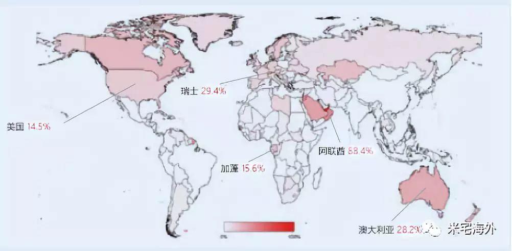 全球移民大趋势!解读《世界移民报告2018》