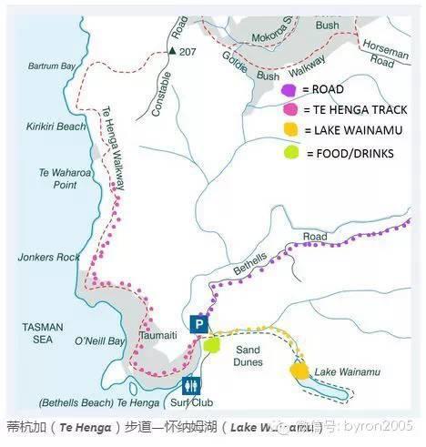 【奥克兰游玩】西区徒步旅游攻略:用脚步丈量最美山野海滨