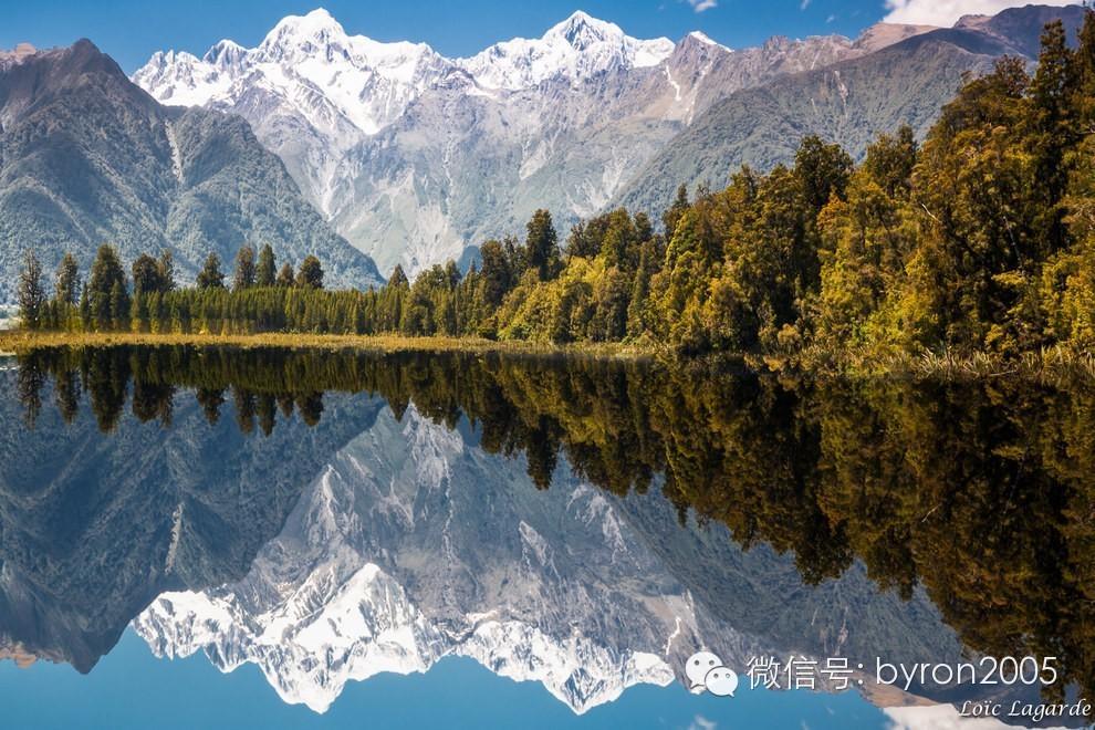 每天起床都觉得,新西兰真美~
