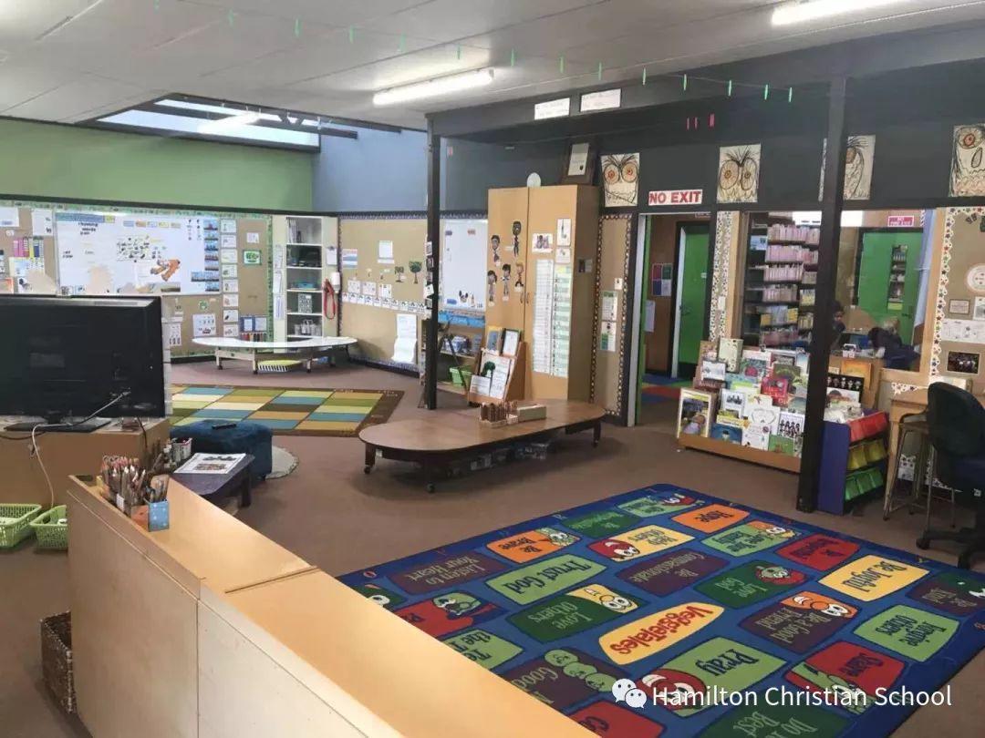 学校介绍 | Hamilton Christian School 欢迎你!