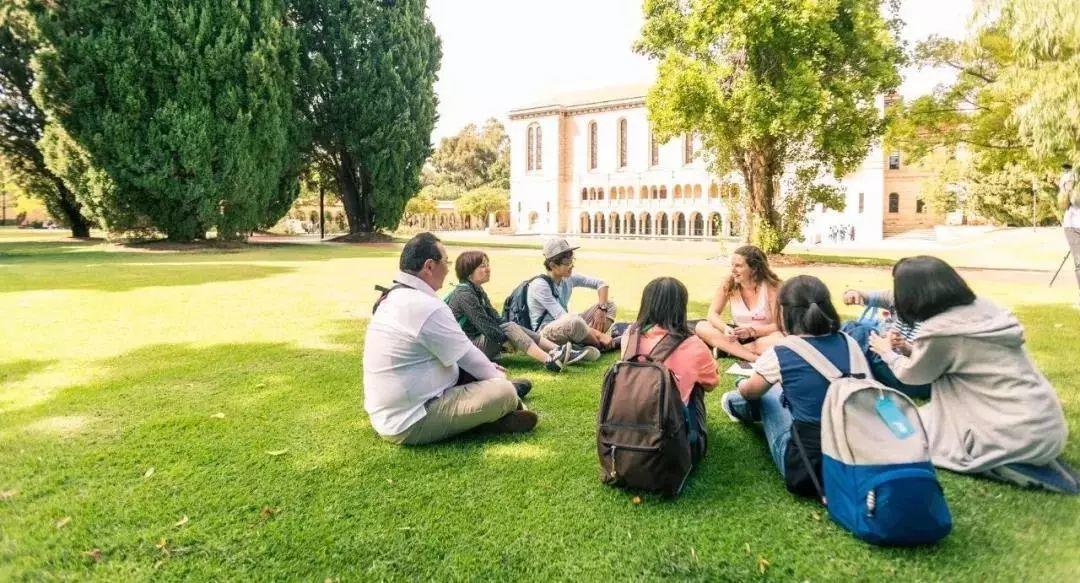 西澳大学让人心跳砰砰砰砰砰砰的N条理由