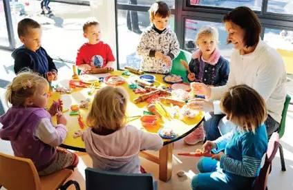 网摘:新西兰的幼儿园是这样的!