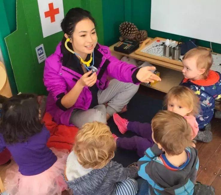 经验分享会:大龄青年的新西兰移民路--幼教